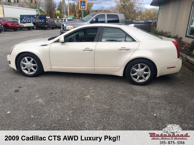 2009 Cadillac CTS Luxury