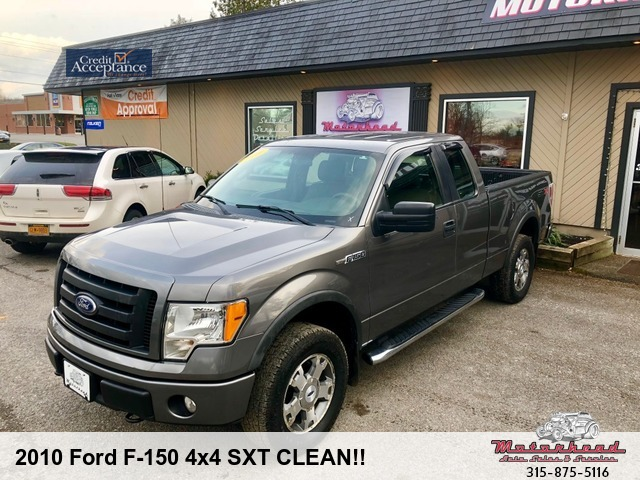 2010 Ford F-150 FX4 SuperCab 6.5-ft. Bed