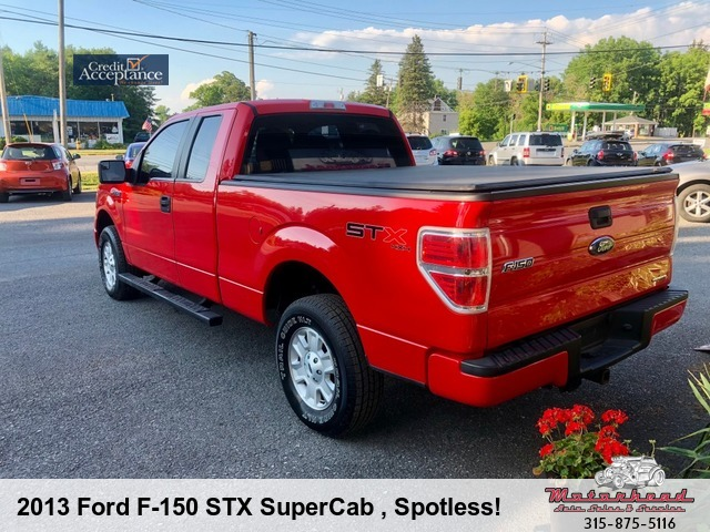 2013 Ford F-150 STX SuperCab 6.5-ft. Bed