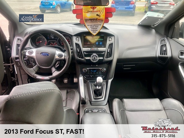 2013 Ford Focus ST Hatch