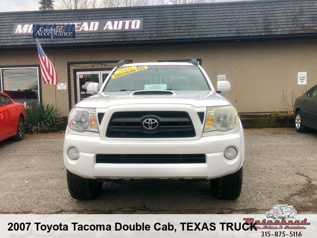 2007 Toyota Tacoma Double Cab Long Bed  Auto
